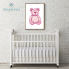 Teddy Bear Printable Wall Art - These Bare Walls - 2