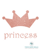Princess Crown printables