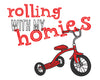 Rolling With My Homies Printable Wall Art - These Bare Walls - 2