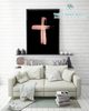 Cross Printable Wall Art - These Bare Walls - 5