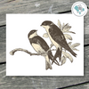 Birds Print - Birds Printable Wall Art - These Bare Walls - 1