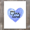 You Are Loved Printable Art - These Bare Walls - 1