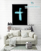 Cross Printable Wall Art - These Bare Walls - 8