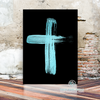 Cross Printable Wall Art - These Bare Walls - 9
