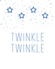 Twinkle Twinkle Small Stars - These Bare Walls - 2