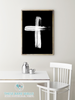Cross Printable Wall Art - These Bare Walls - 10