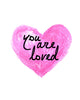 You Are Loved Printable Art - These Bare Walls - 3