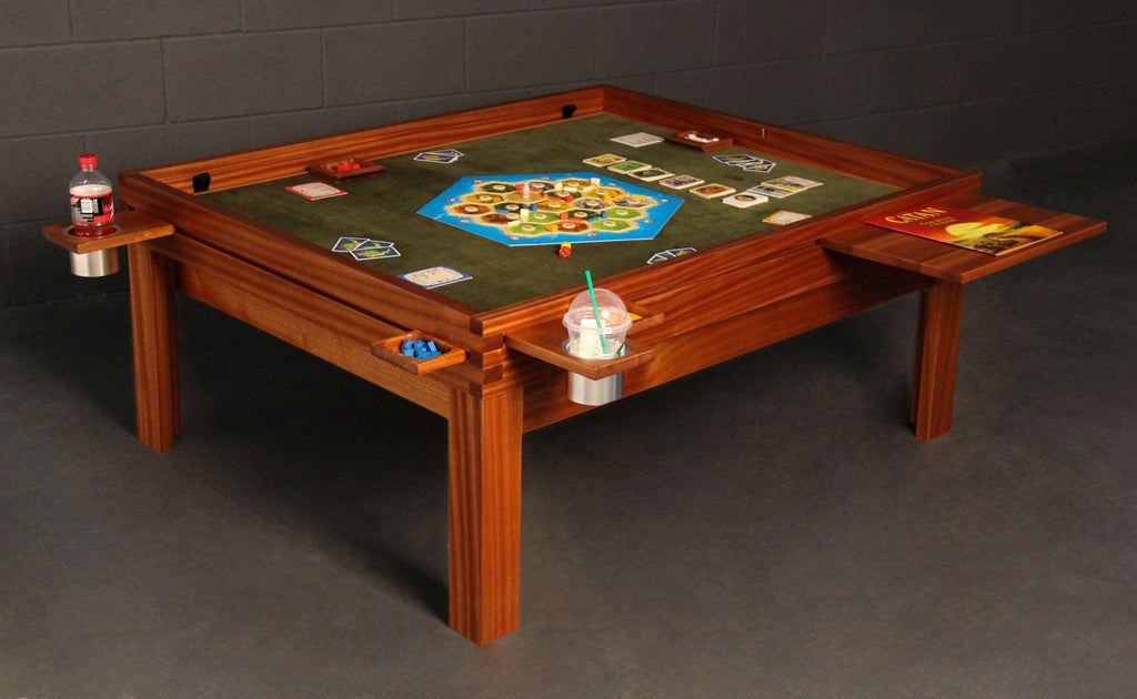 - THE HOPLITE By Geek Chic - Coffee Gaming Table