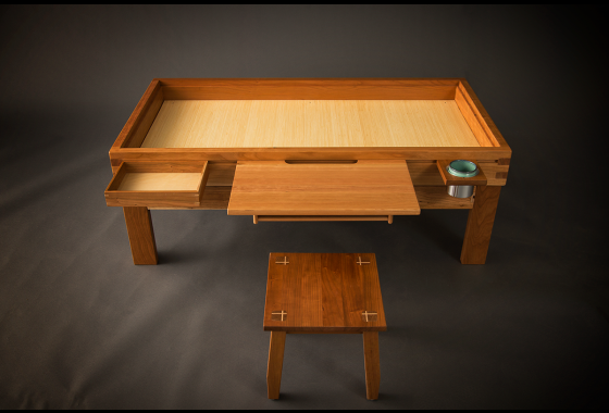 THE HOPLITE by Geek ChicCoffee gaming table