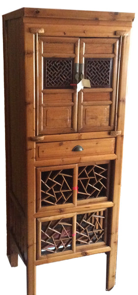 Antique Chinese Kitchen Cabinet
