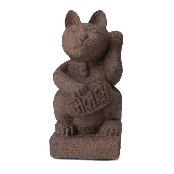 Maneki Neko Lucky Cat Statue