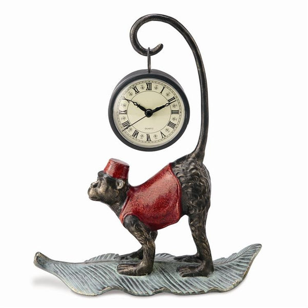 Adorable Monkey Clock