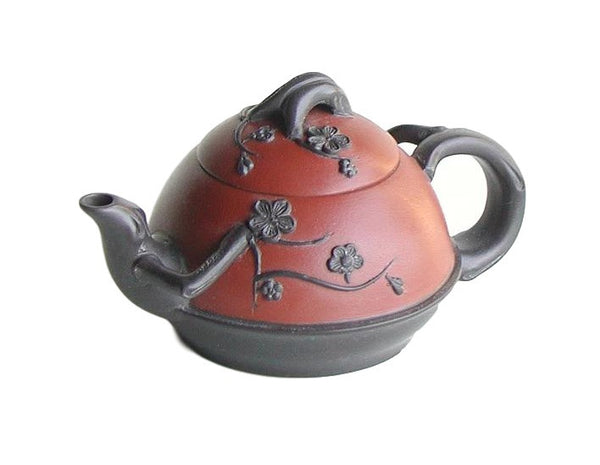 Mini Plum Blossom Yixing Teapot
