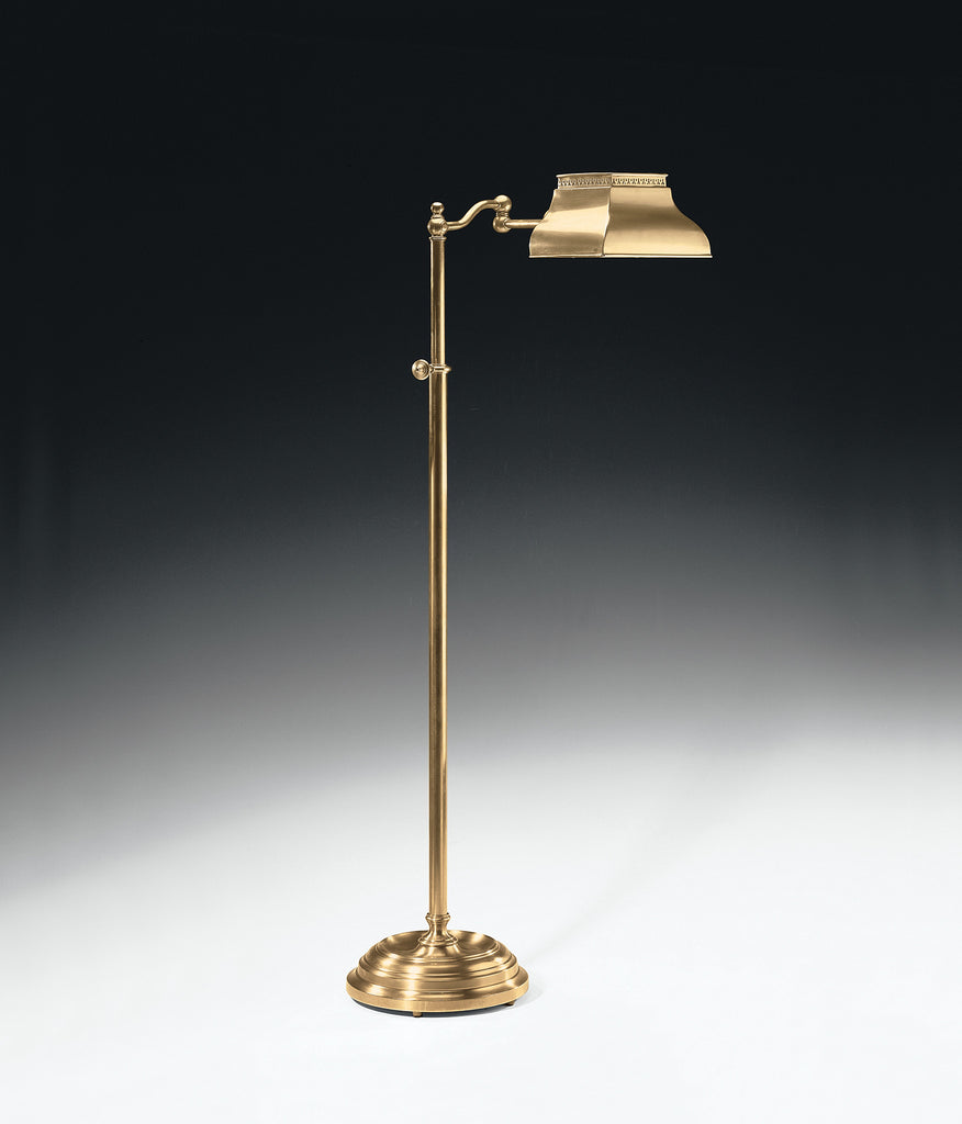 Decorative Crafts Brass Floor Lamp 5103