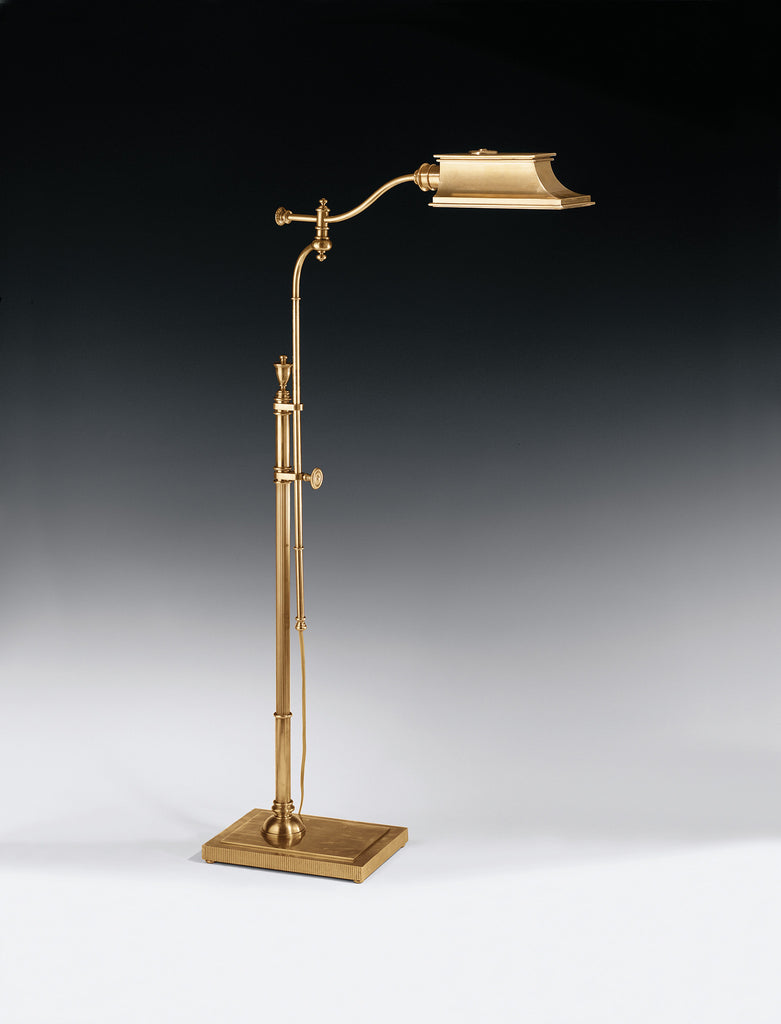 Decorative Crafts Brass Floor Lamp 5166