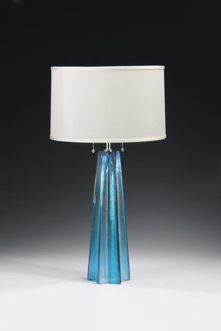 Decorative Crafts Venetian Glass Lamp 7121