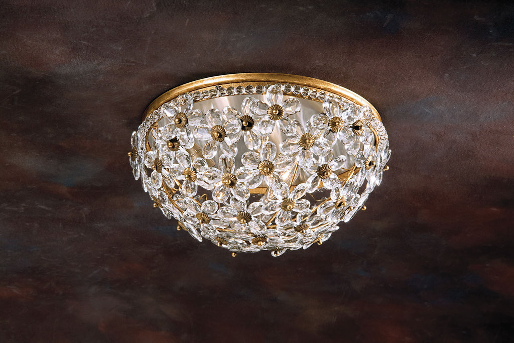 Decorative Crafts Crystal Ceiling Light 7713