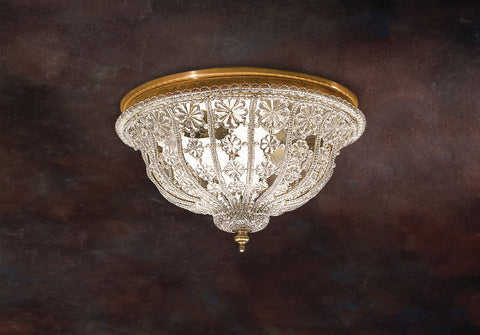 Decorative Crafts Crystal Ceiling Light 7799