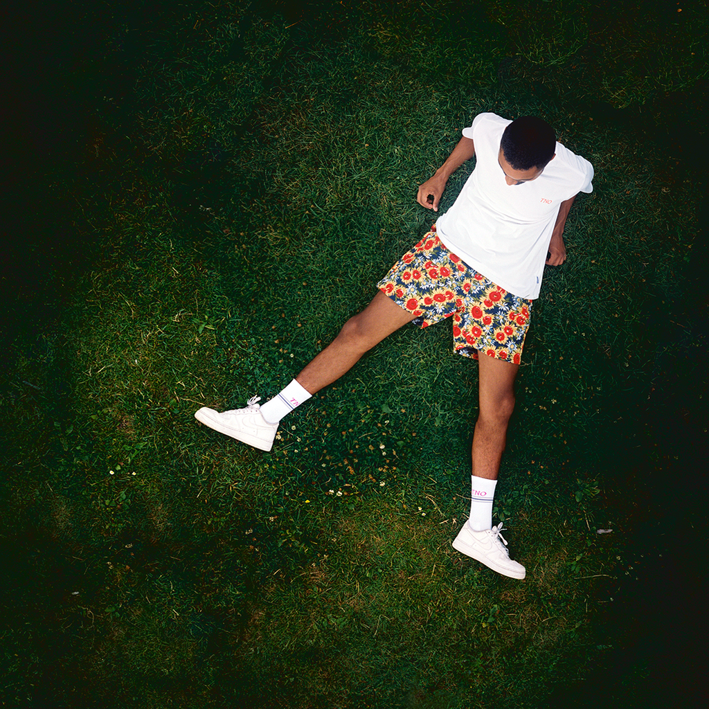 Editorial by Bram Romkes: FLORAL SHORTS: