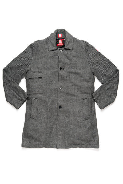 TUNICA WOOL Coat | Grey