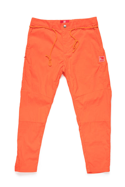 PARACHUTE NYLON Trousers | Orange