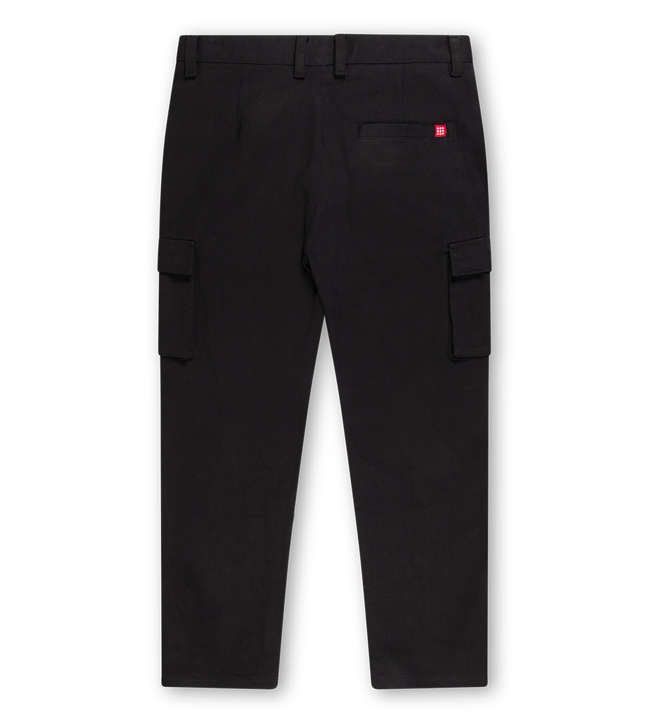 Carota Midfield Trousers Black