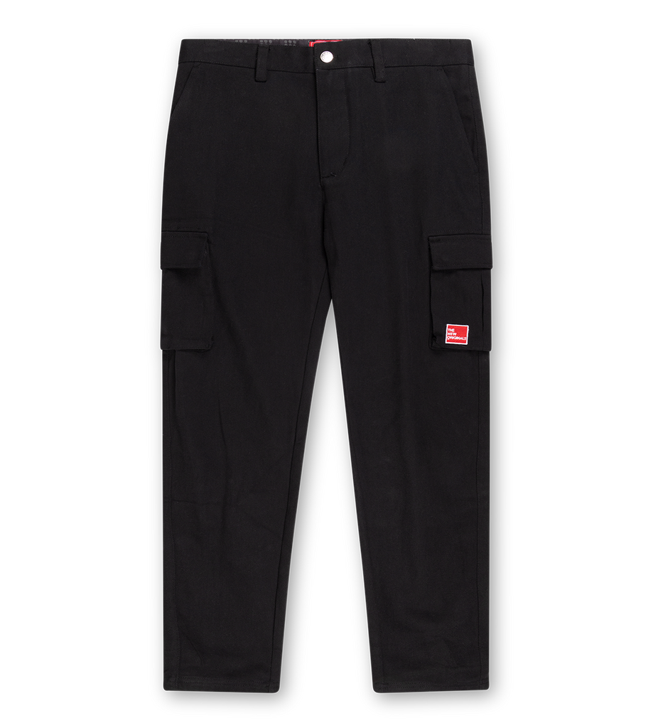 Carota Midfield Trousers Black 2.0