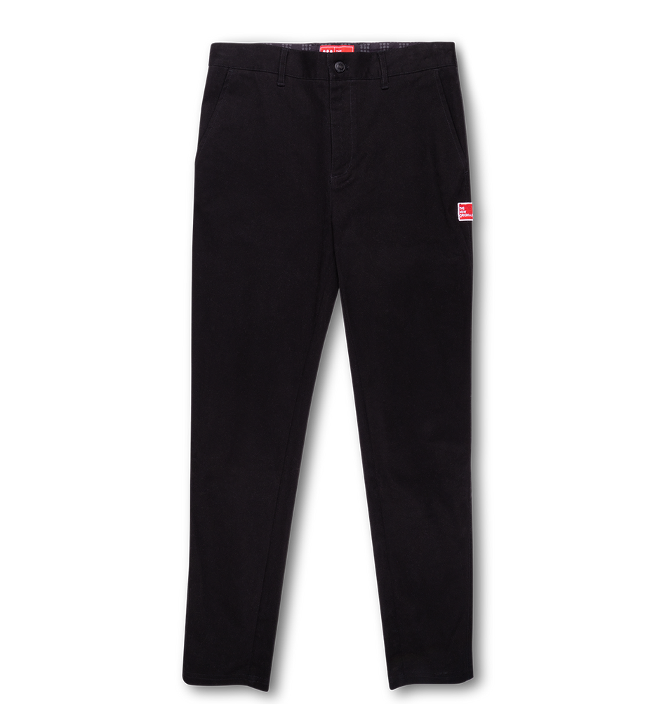 Carota Trousers Black