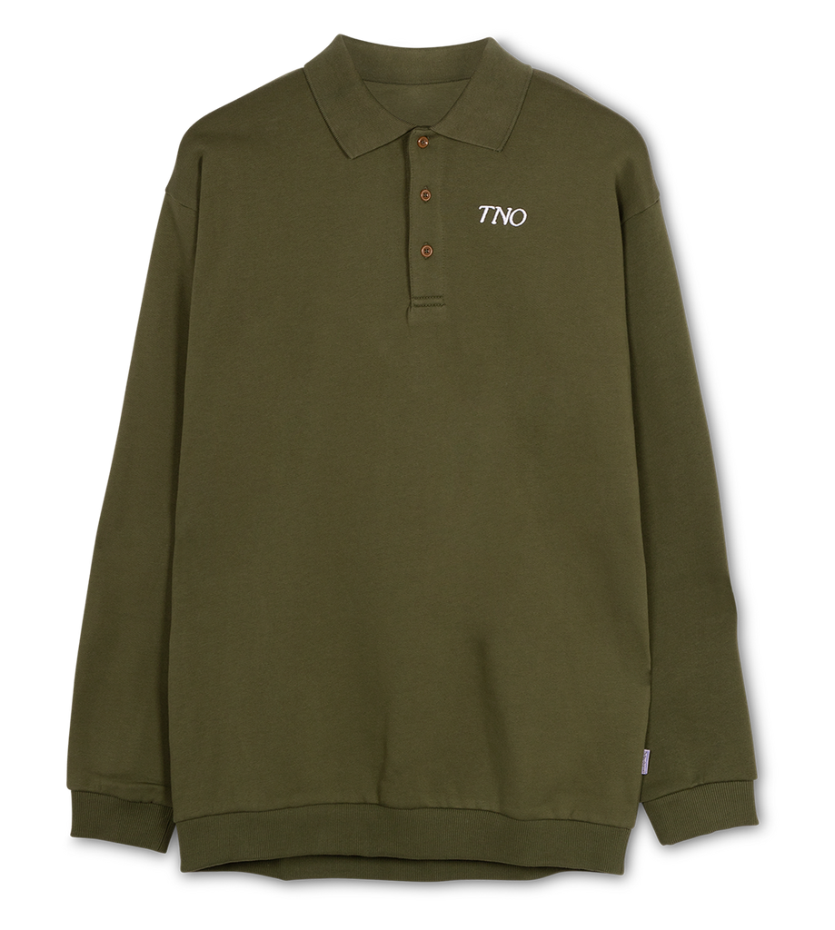 Barman Sweater Olive Green
