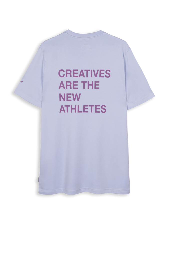 Creatives Are The New Athletes Tee Maha