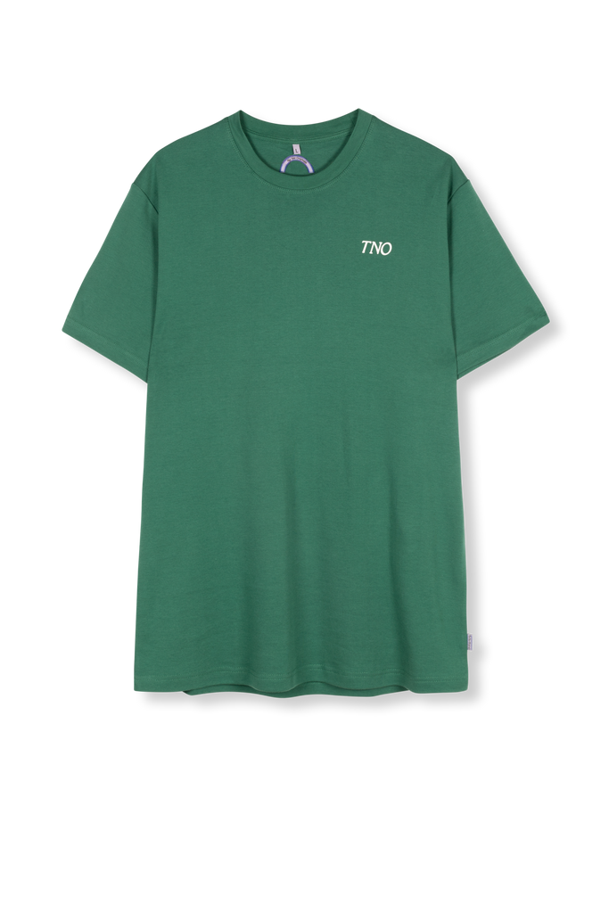 CATNA Tee Dark Green