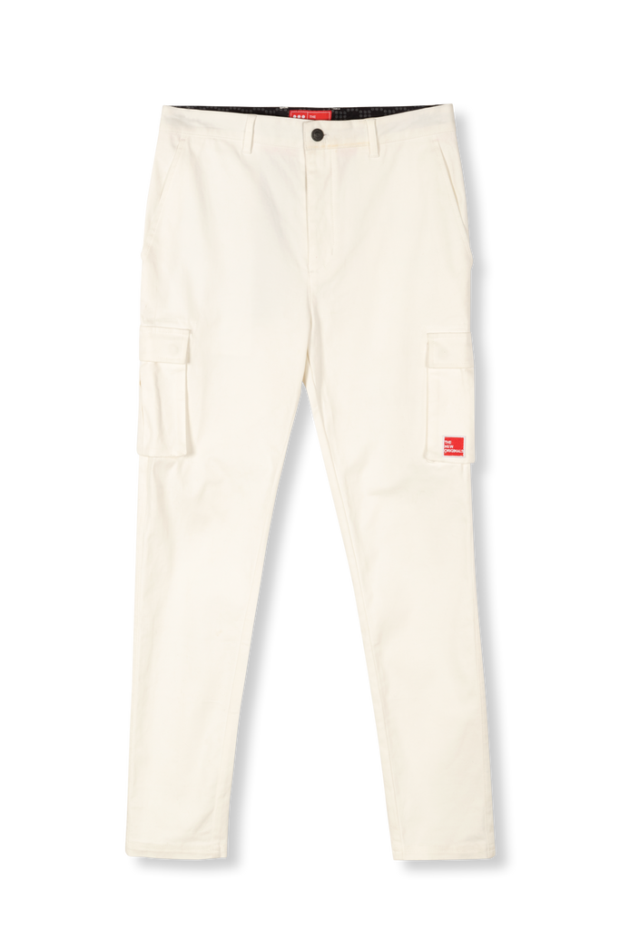 Midfield Trousers | White