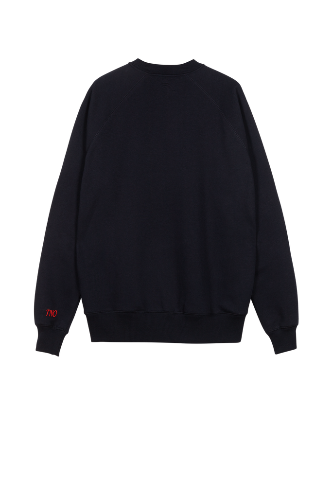 CATNA Circle Sweater Navy