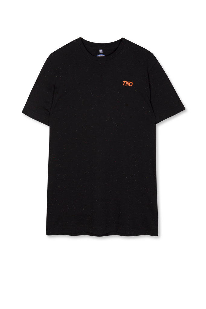 CATNA Tee Speckled Print Black