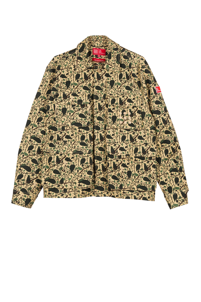 Multi Pocket Jacket Freddy Forest