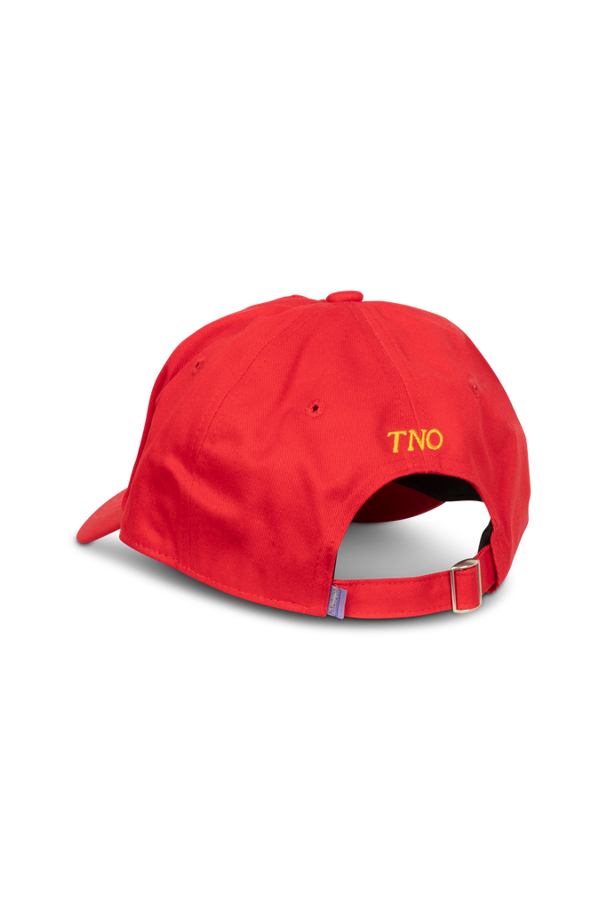 Workman Cap Red