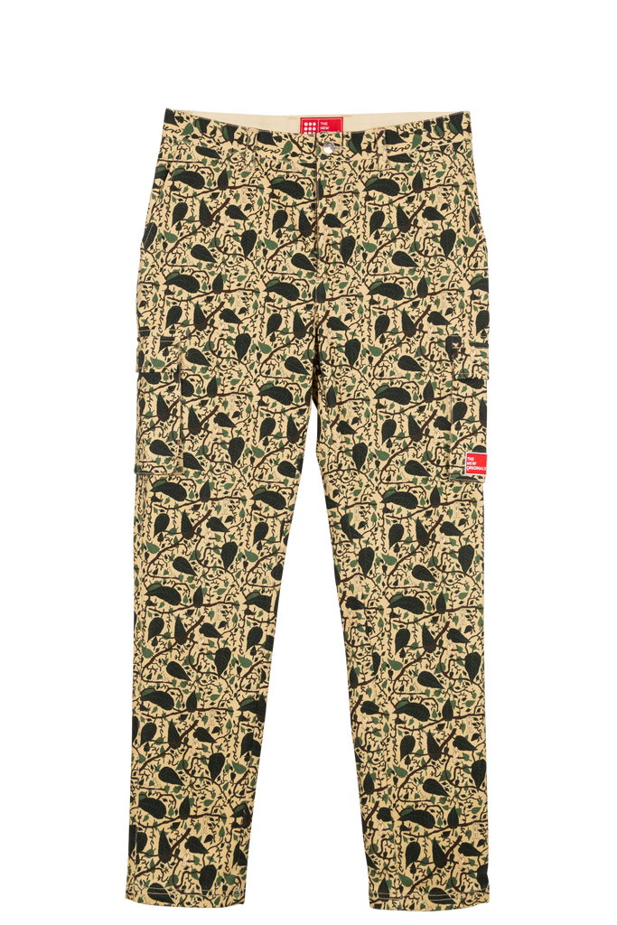 Midfield Trousers Freddy Forest