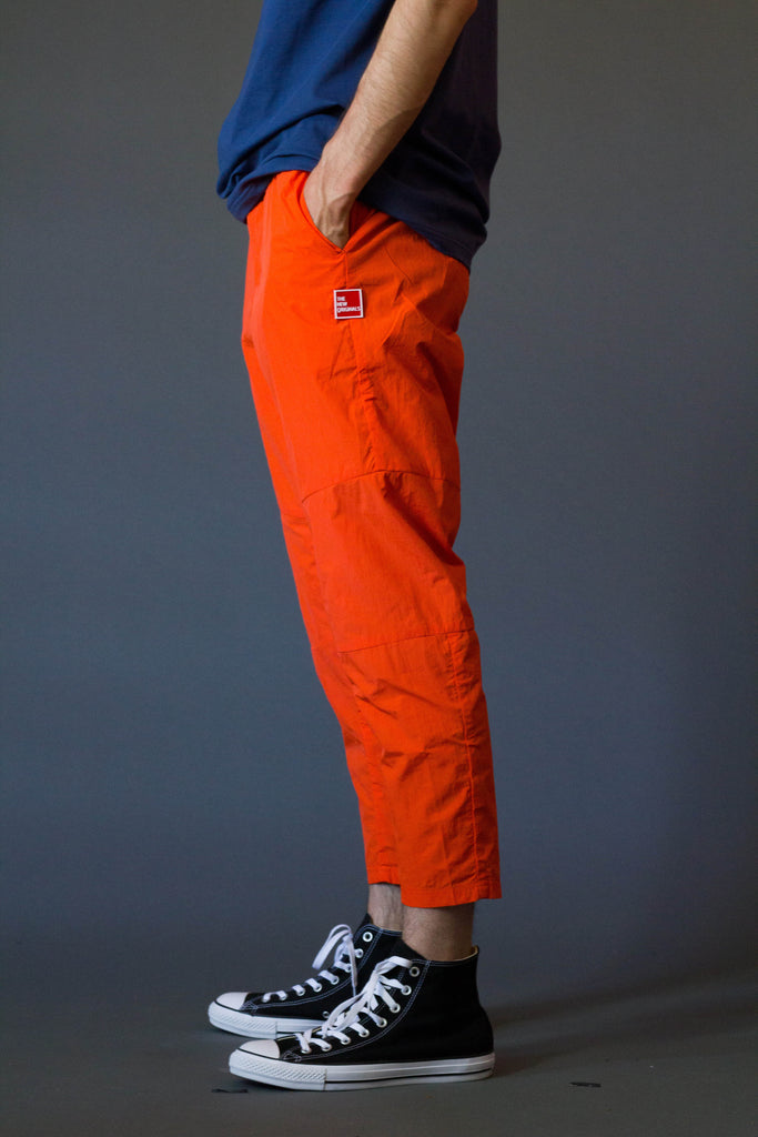 PARACHUTE Nylon Trousers Orange