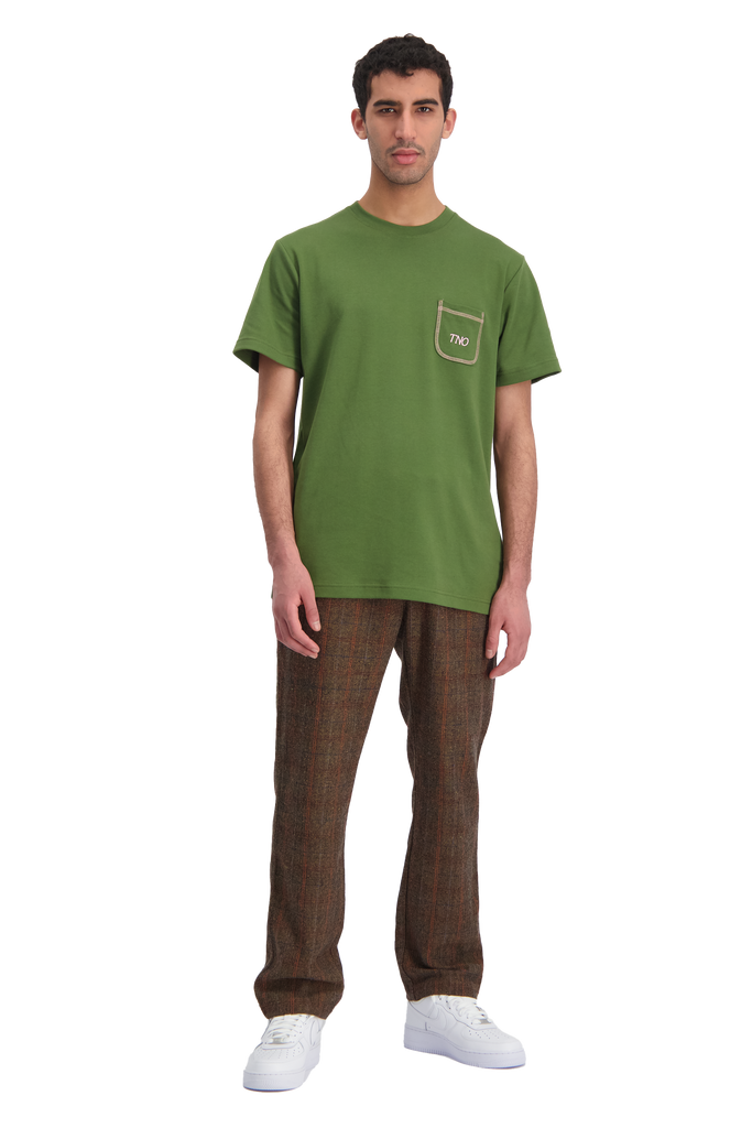 TNO Truck Tee Dark Green