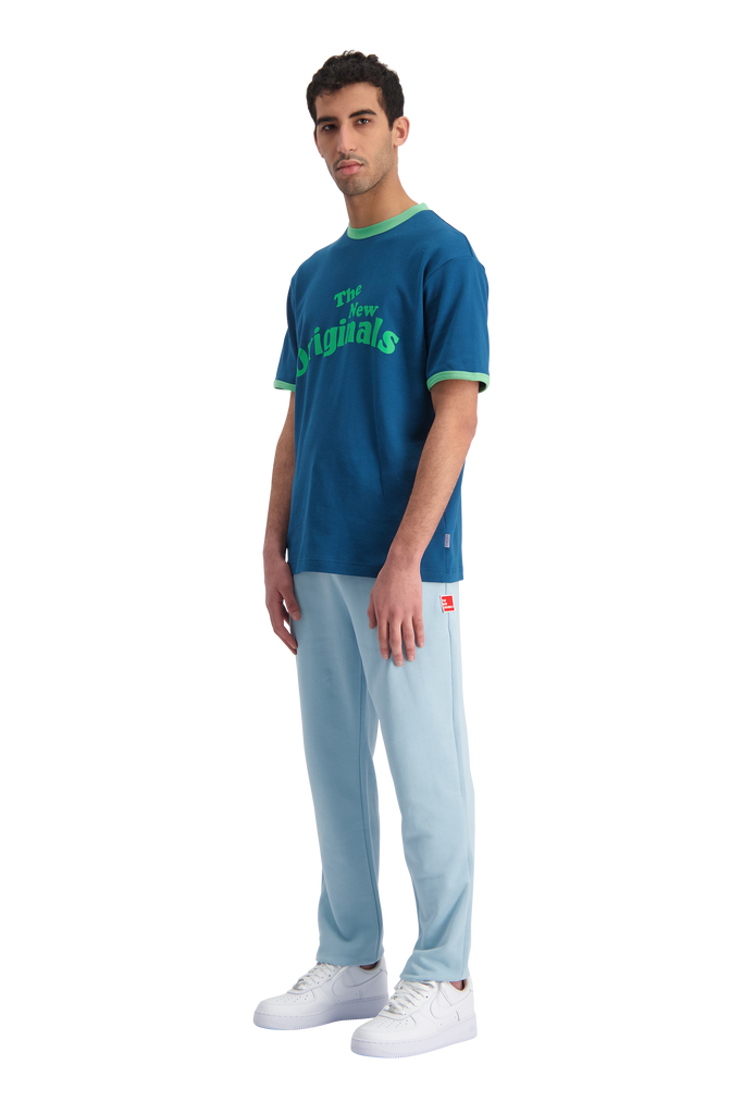 TNO Workman Tee Blue/Green