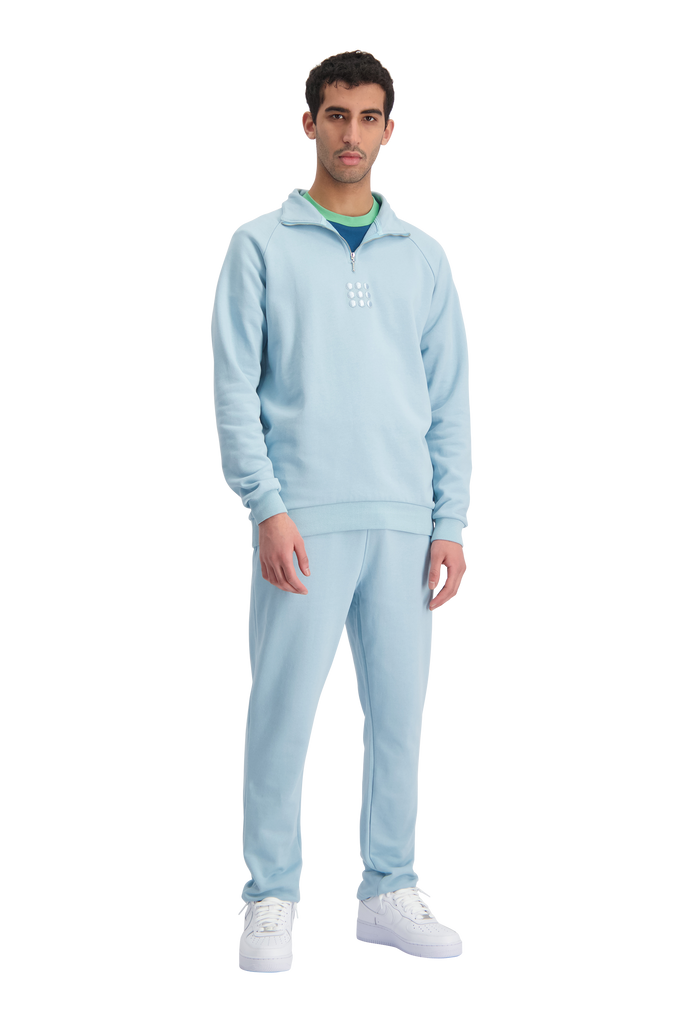 Testudo Sweater Light Blue