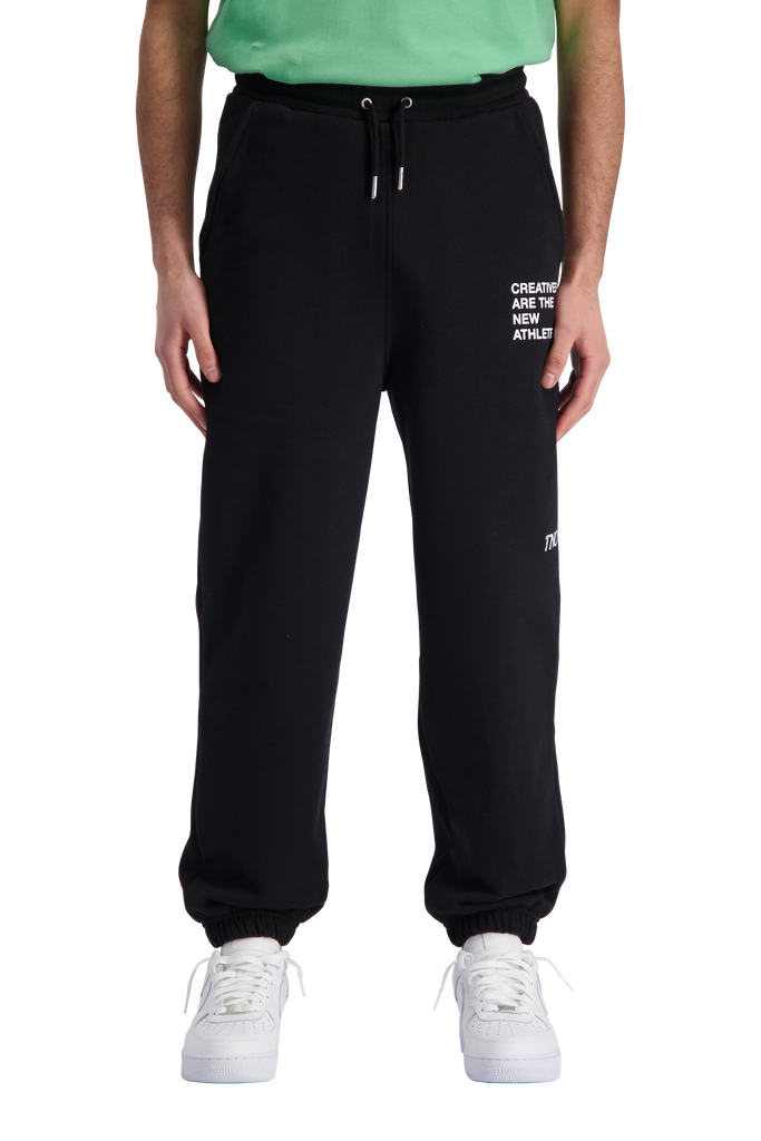CATNA Jogger Pants Black