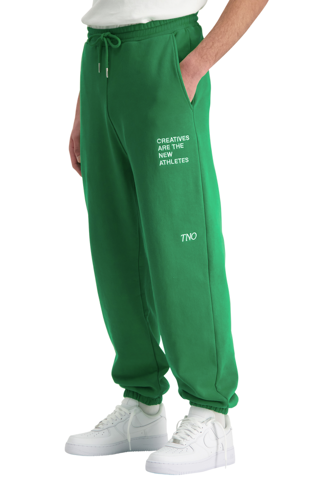 CATNA Jogger Pants Green