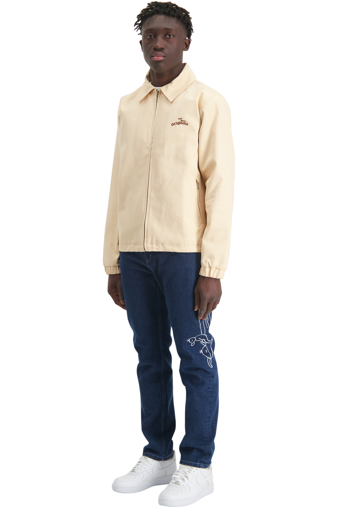 TNO Workman Coach Jacket Beige