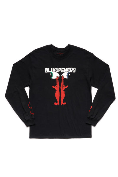 TNO x Blikopeners Long Sleeve | Black
