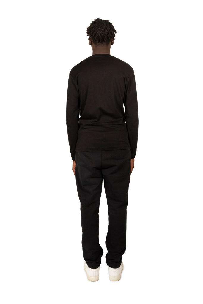 Workman Longsleeve Black
