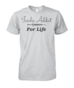 Insulin Addict T-Shirts