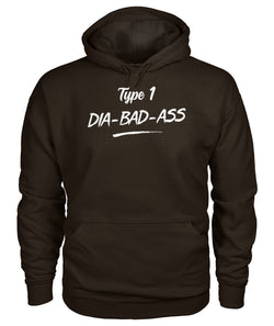 Type 1 Dia-Bad-Ass Hoodie