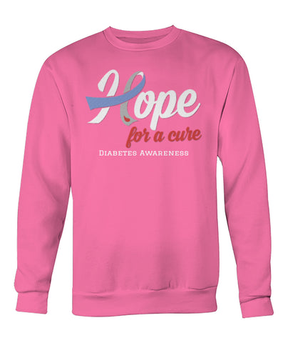 Hope For A Cure Sweatshirts