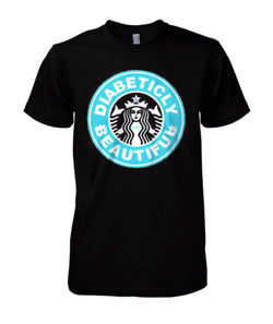 Diabeticly Beautiful T-shirt